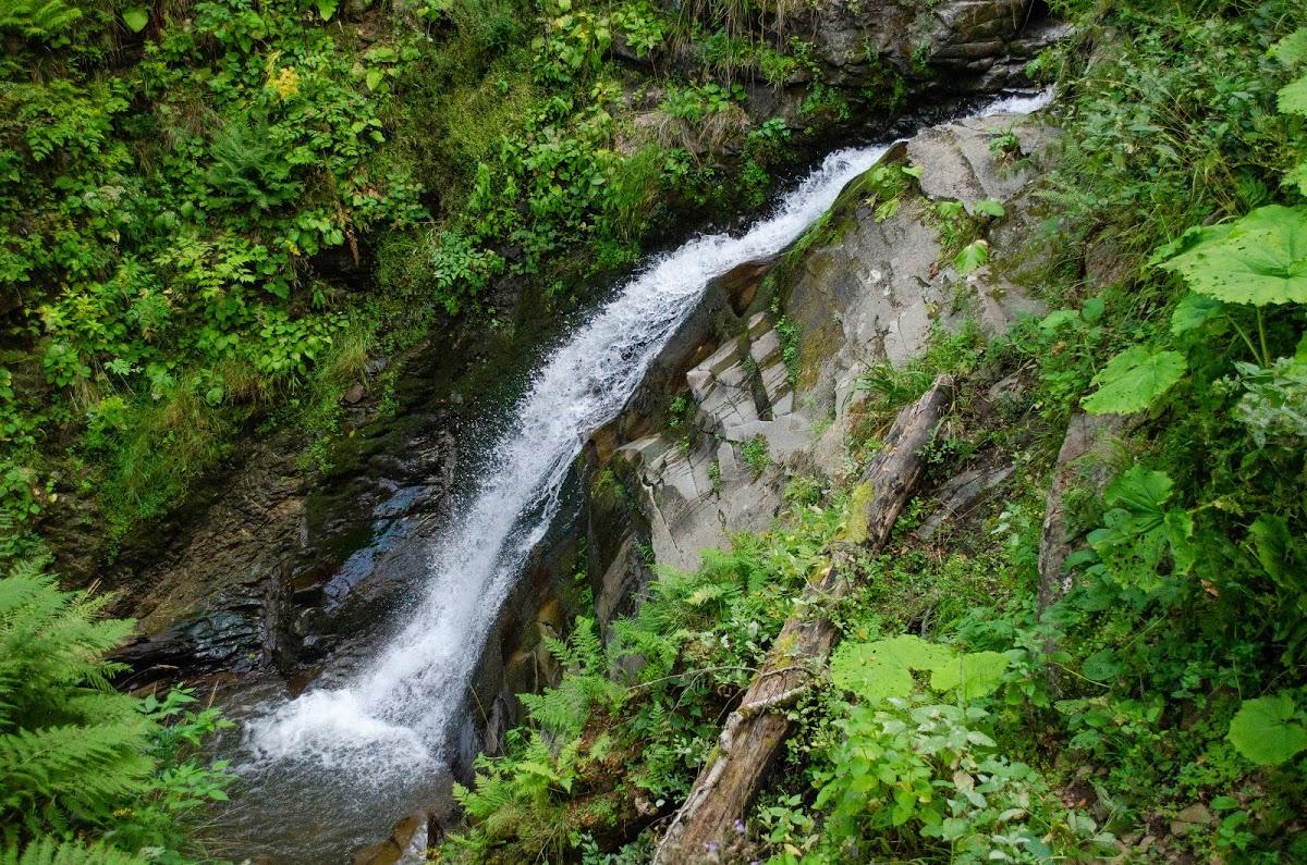 "Парк водопадов ""Менделиха"""