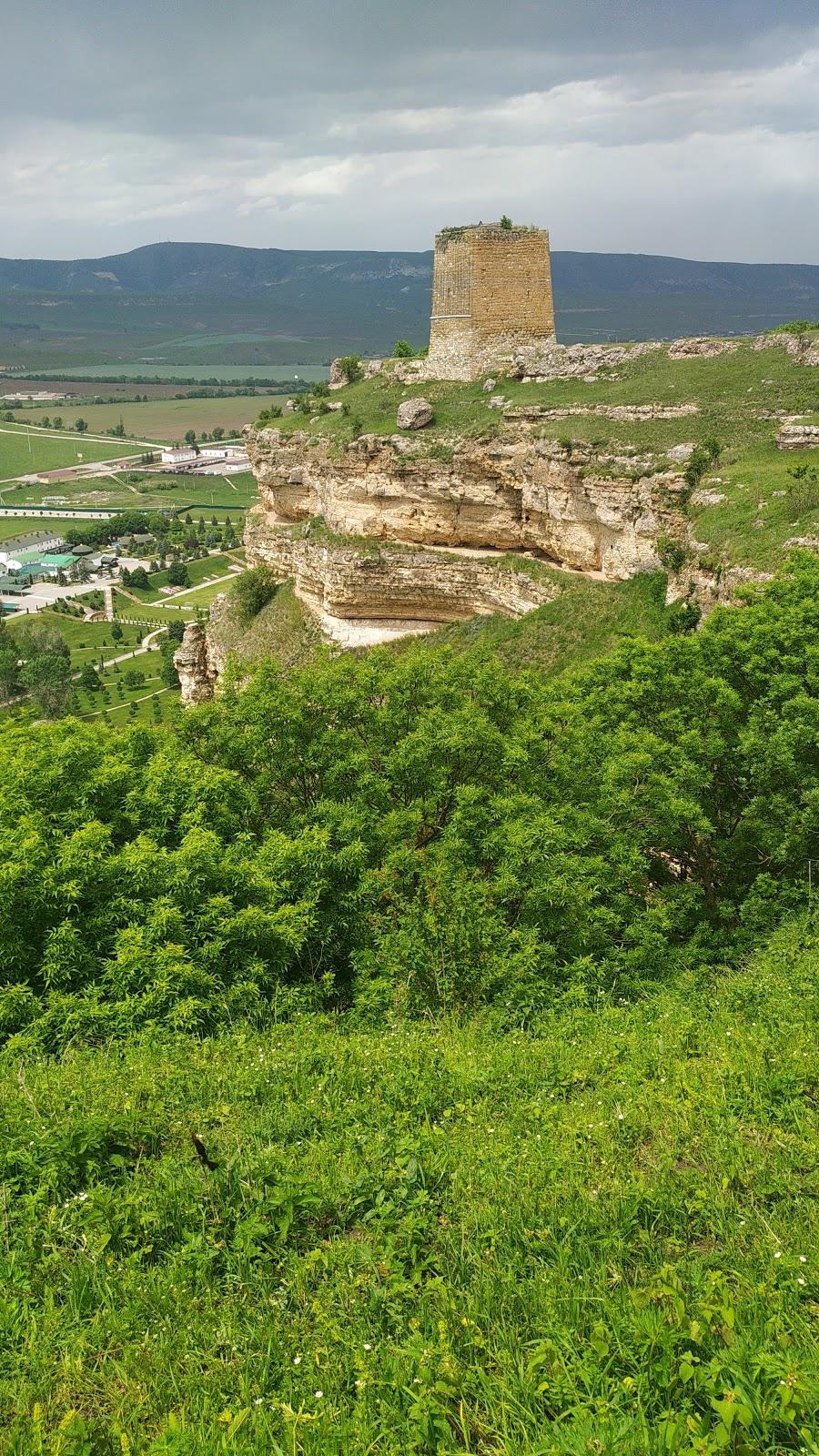 Башня Адиюх