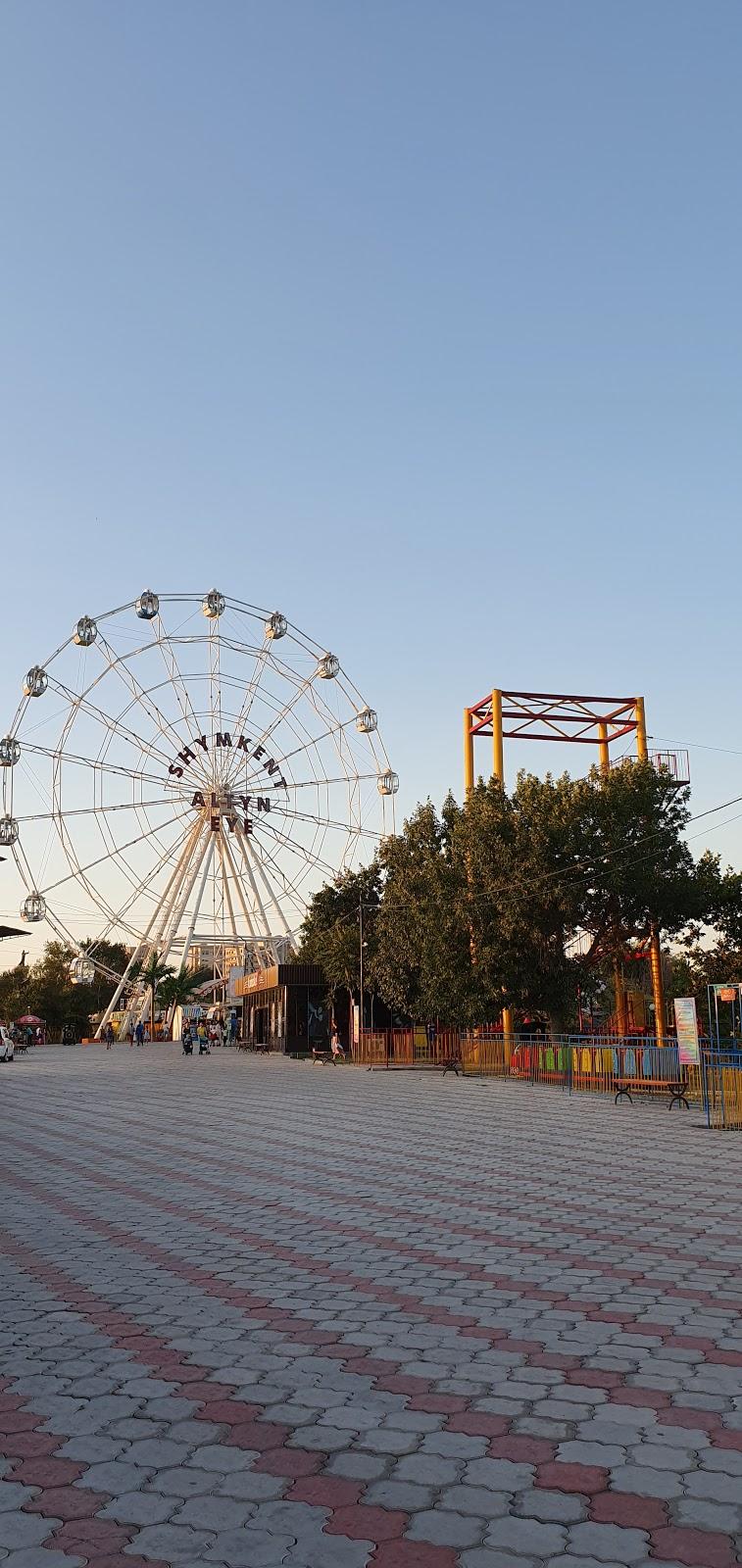 Shymkent Altyn Eye