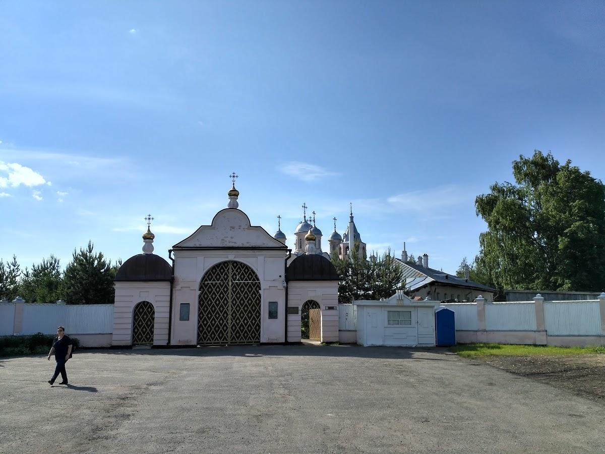 Паисиево-Галичский Успенский монастырь