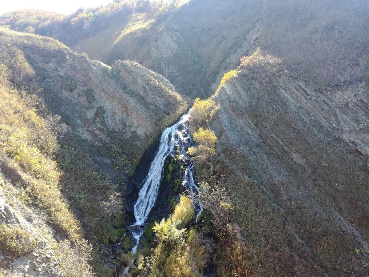 Водопад Салют