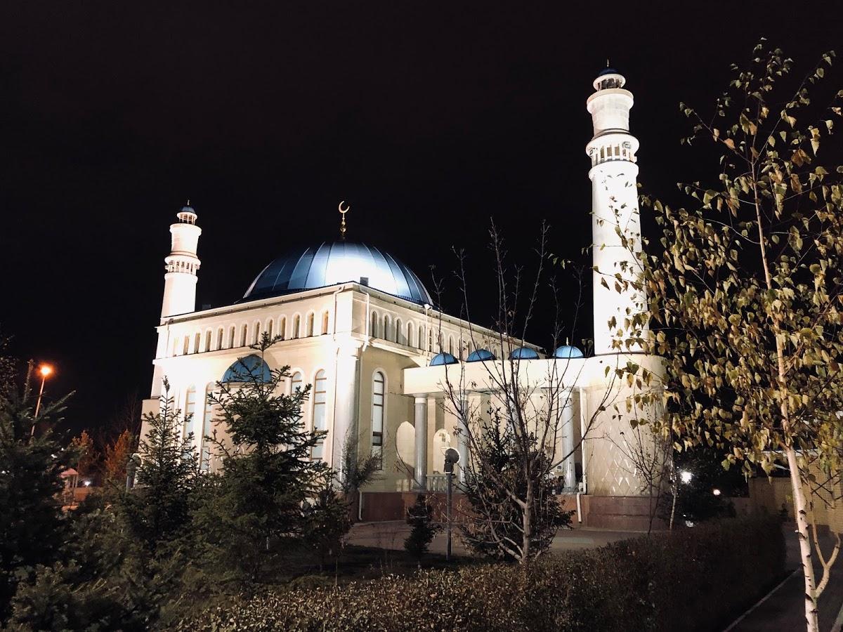 Мечеть Чубары