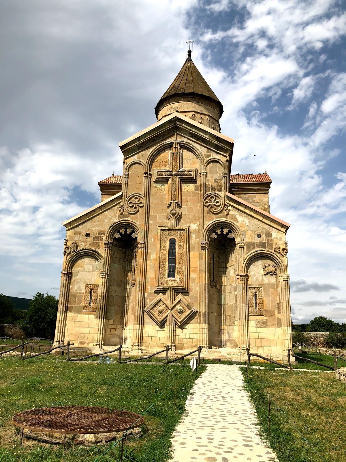 Кафедральный собор Воскресения Христова Самтависи