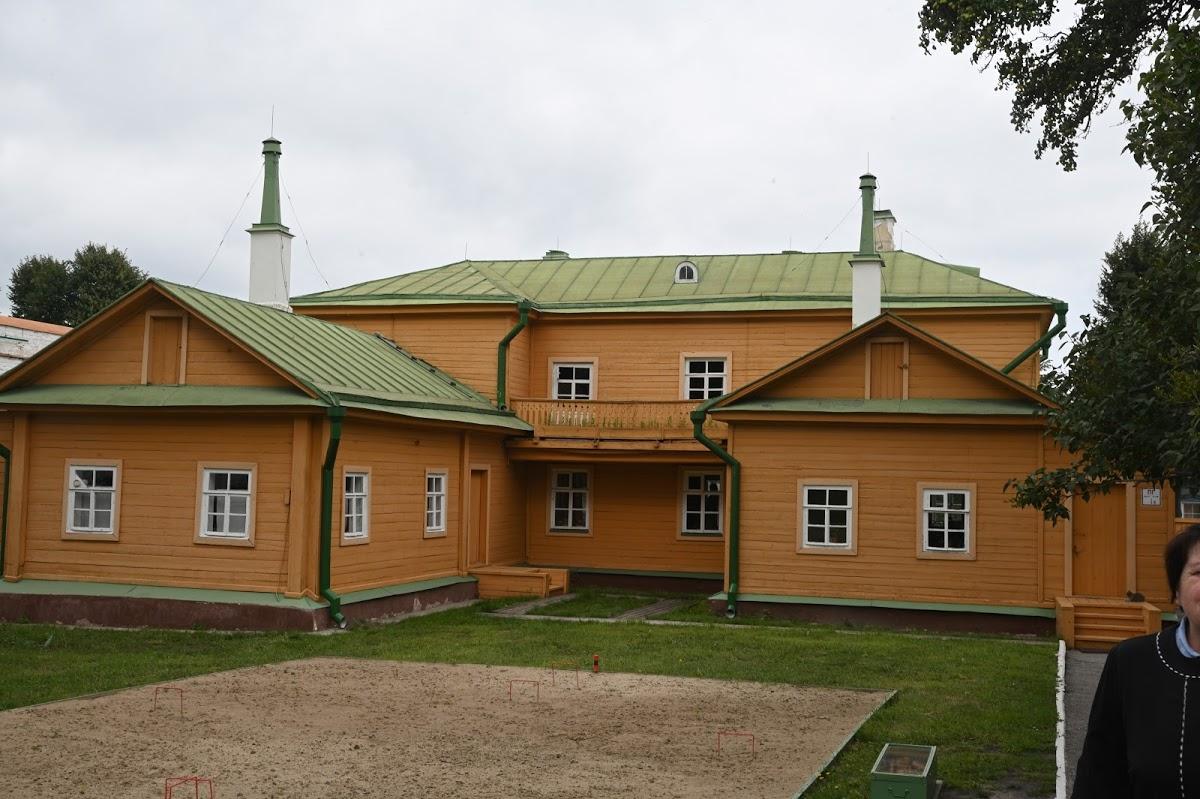Дом музей В.И. Ленина
