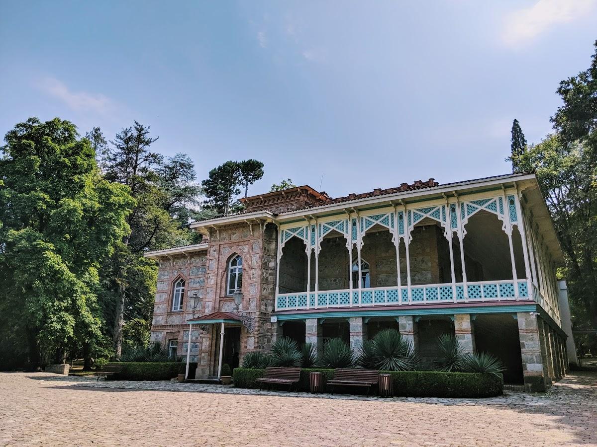 Дом-музей Александра Чавчавадзе