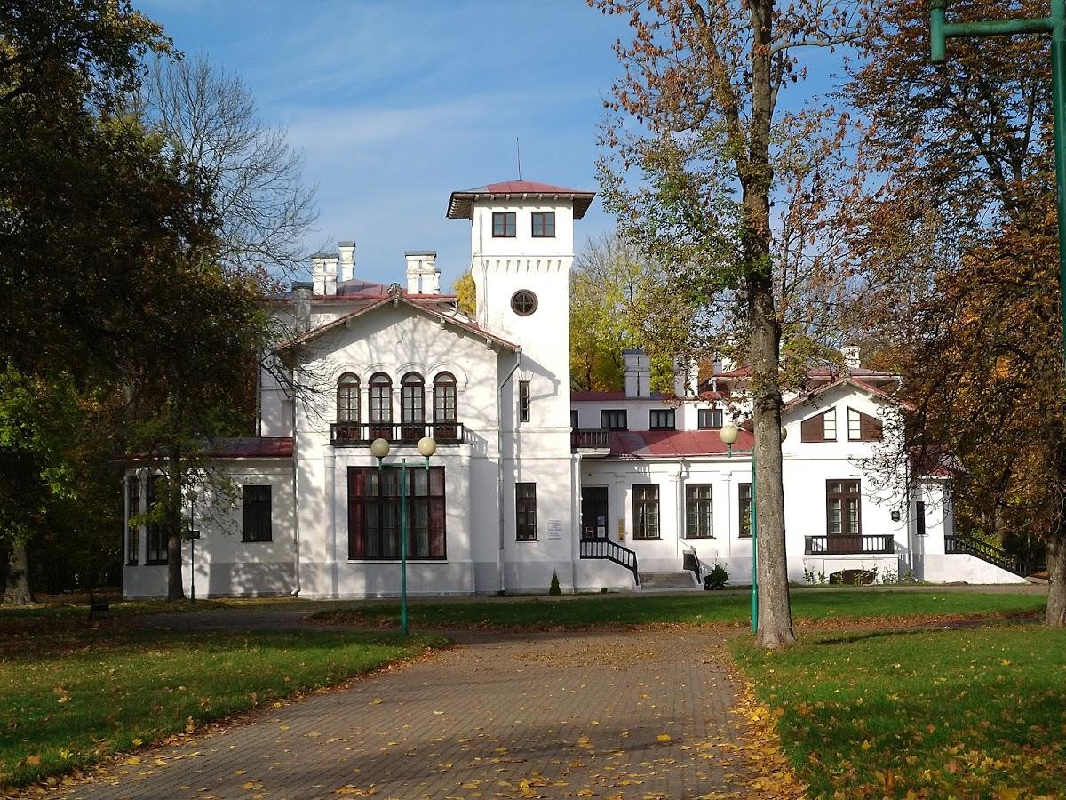 Пружанскi Палацык Музей-усадьба