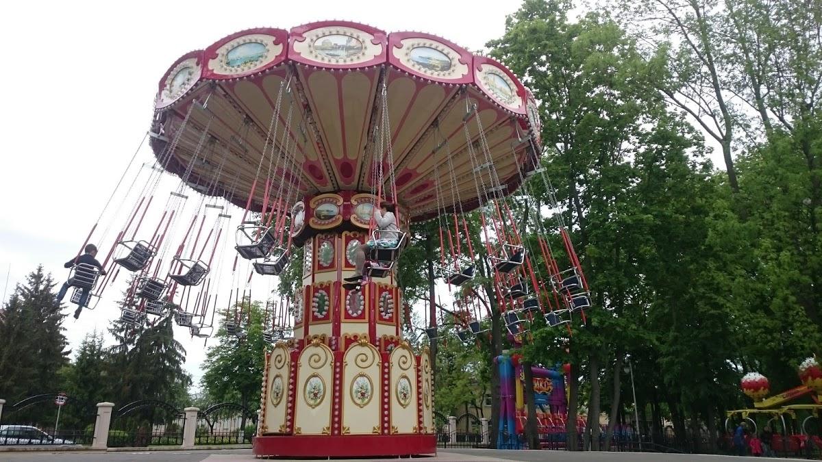 Парк Гомельского дворцово-паркового ансамбля