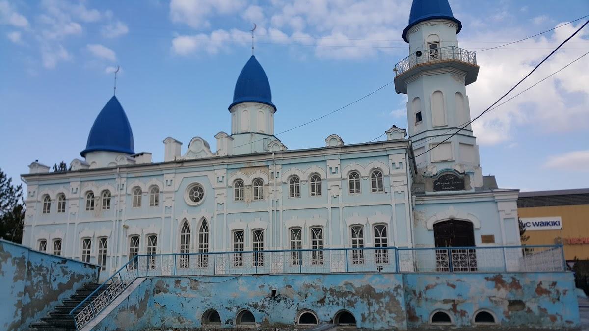 Мечеть Марал Ишан