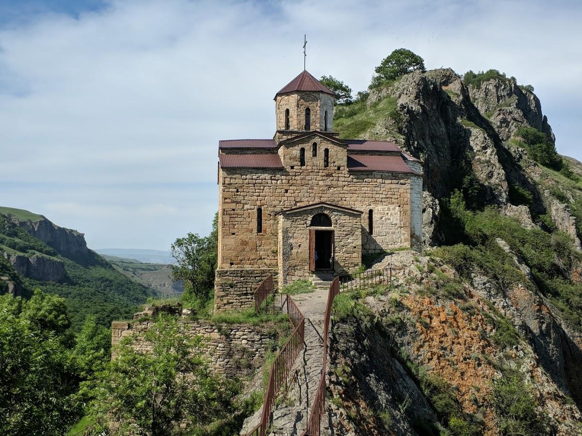 Шоанинский храм, Собор в честь Святого великомученика и Победоносца Георгия