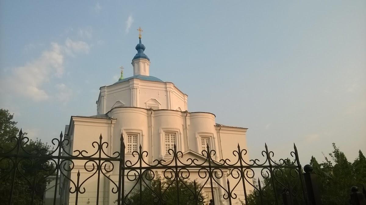 Свято -Троицкий женский монастырь
