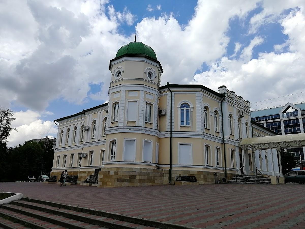 Усадебный дом купца Русинова