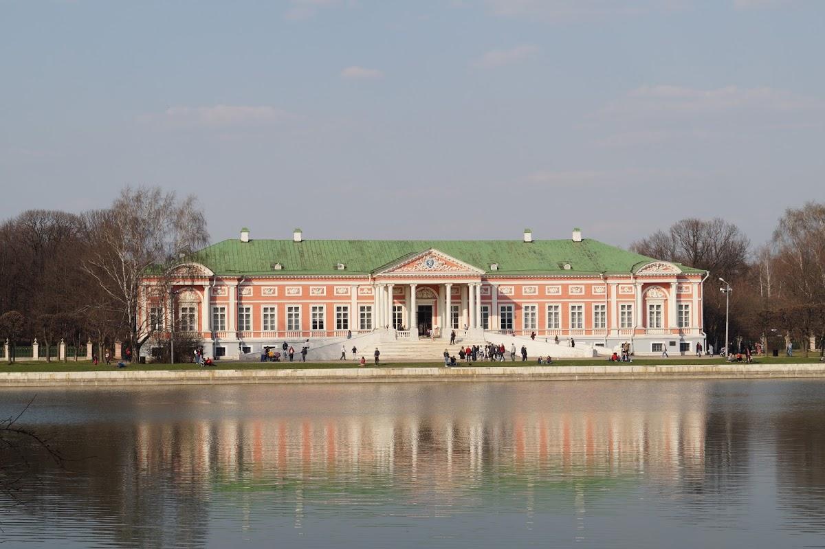 Дворец Кусково