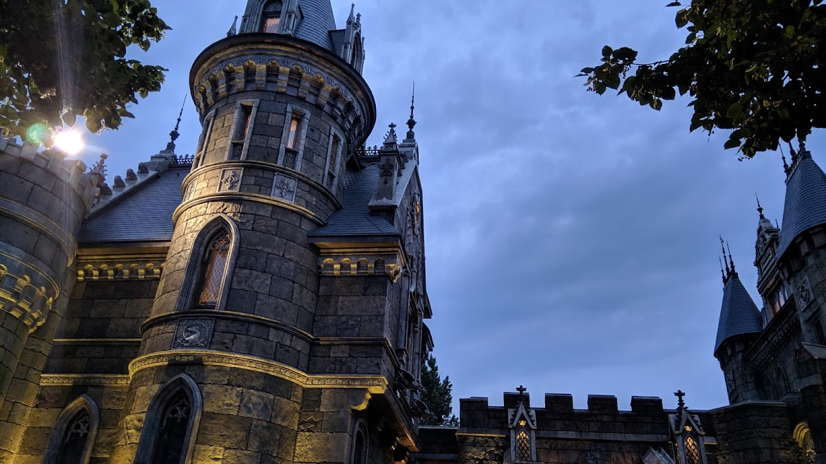 Замок Гарибальди