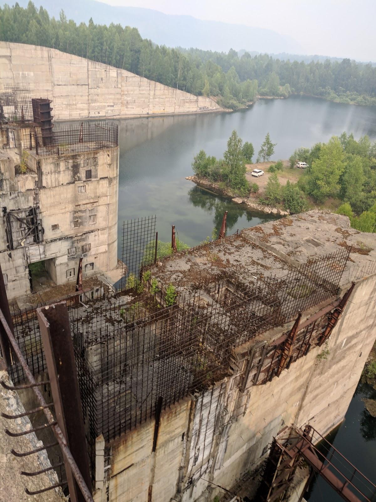 Крапивинская ГЭС
