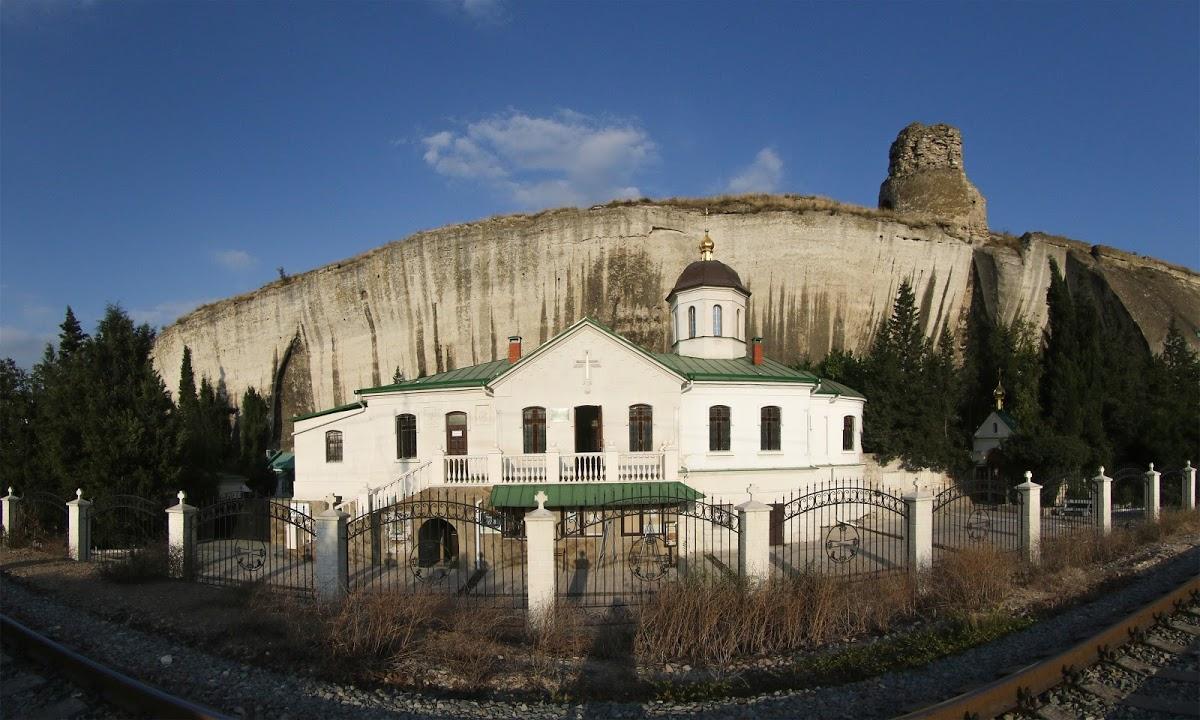 Инкерманский Свято-Климентовский мужской монастырь