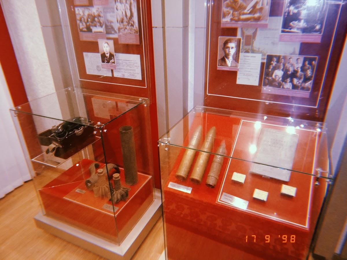 Музей Маншук Маметовой