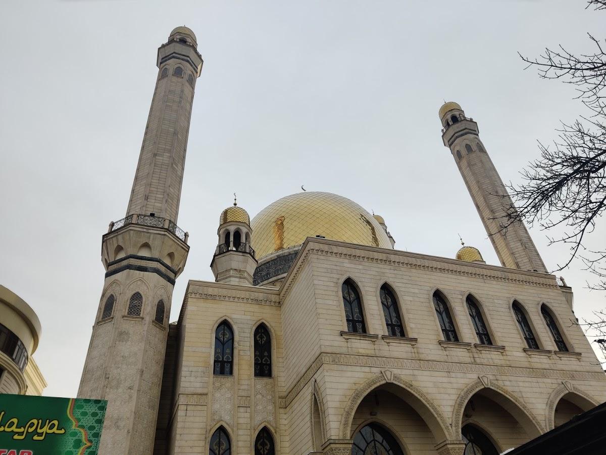 Baiken Mosque