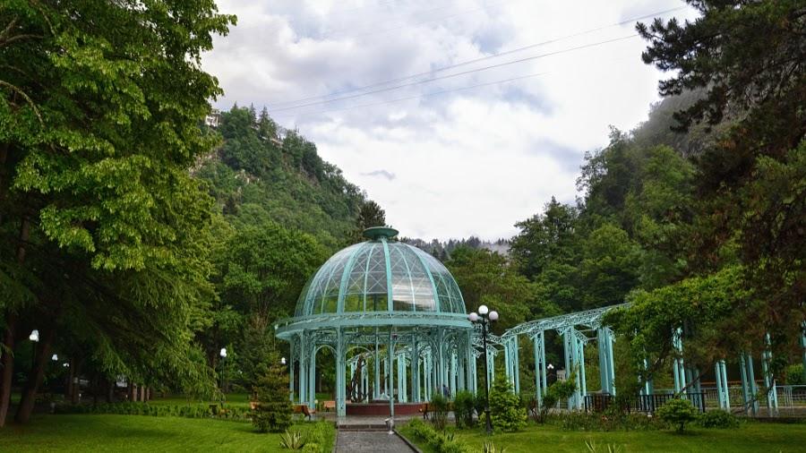 Центральный парк Боржоми