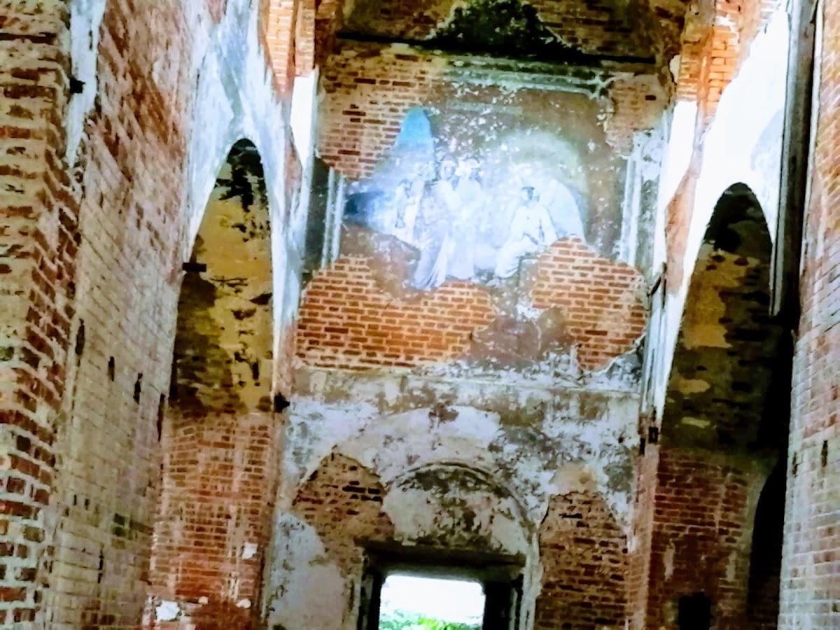 Церковь Введения во храм Пресвятой Богородицы.