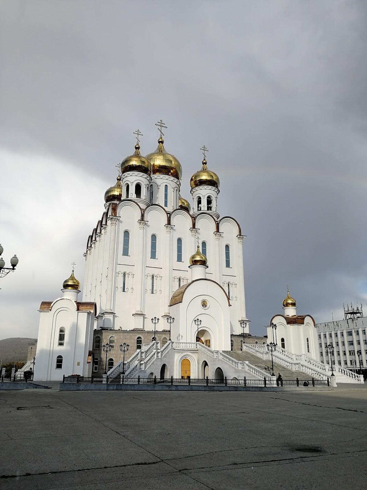 Свято-Троицкий кафедральный собор