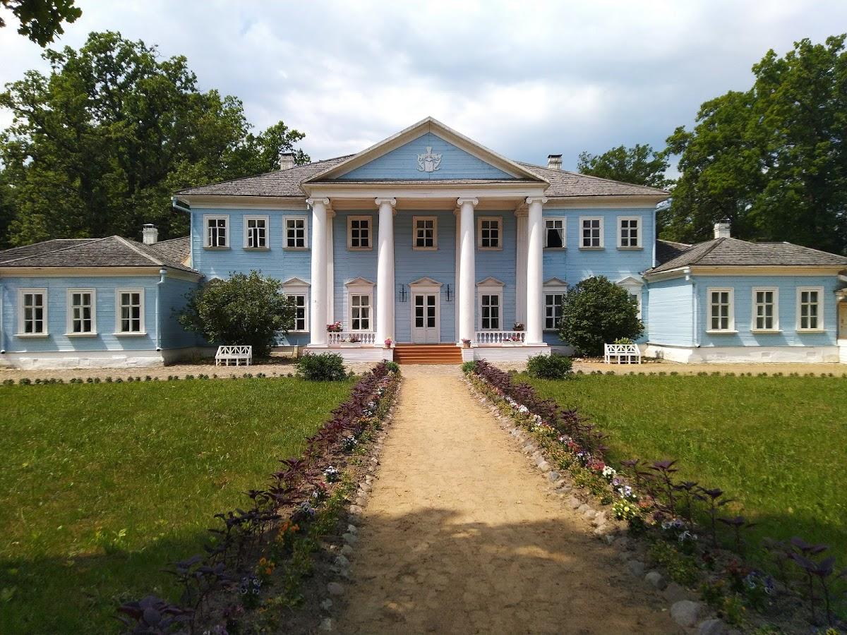 Музей-усадьба М.И. Глинки