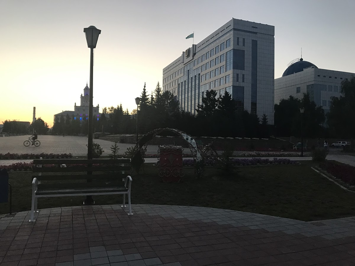 Филармония Им.Е.Умурзакова.