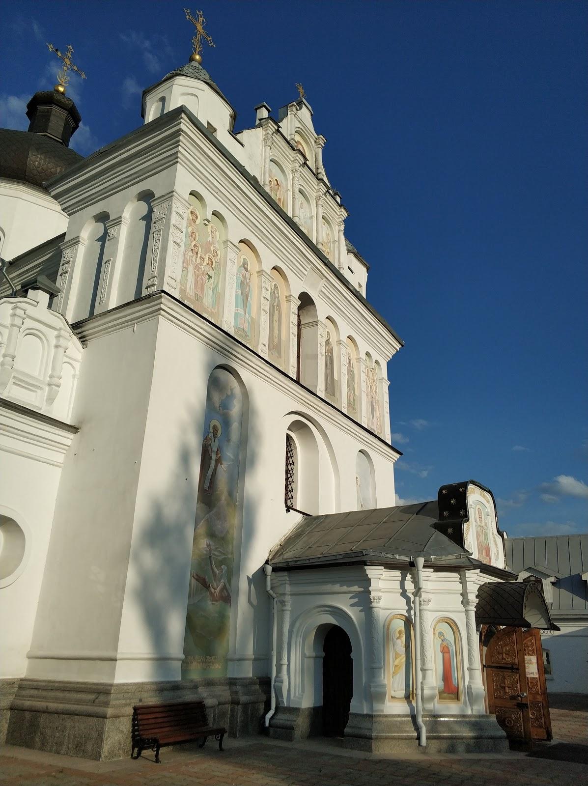 Свято-Никольский монастырь Глада Валакаса