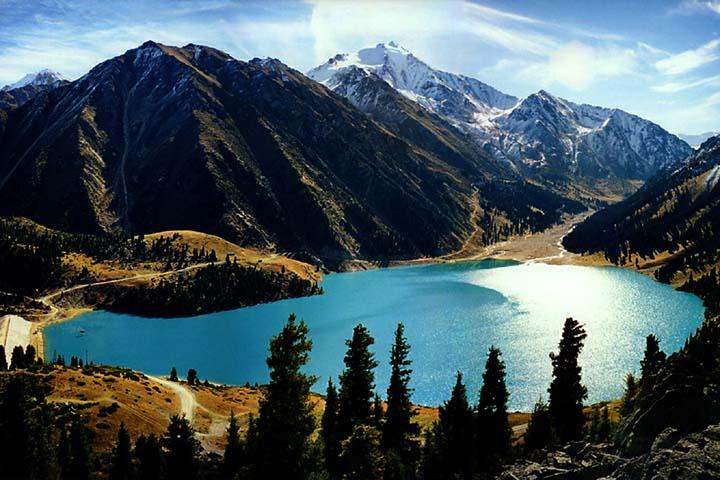 БАО, Большое Алматинское Озеро