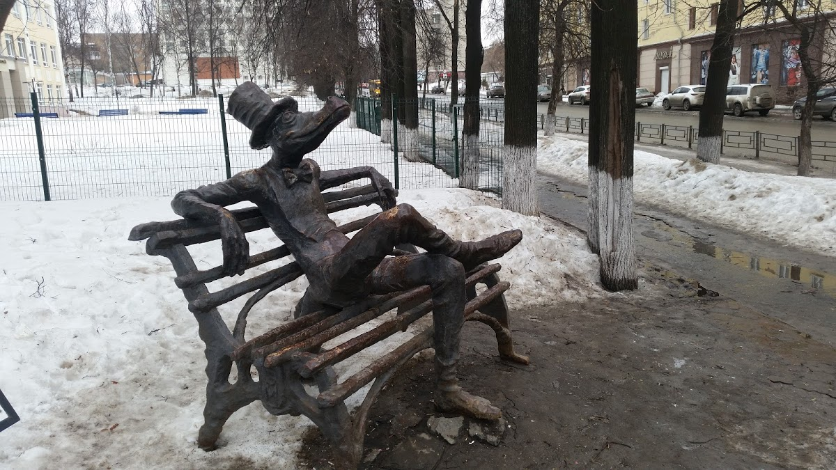 Памятник Великому Nilovу