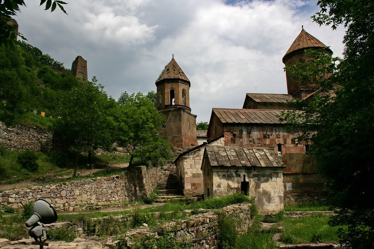 Успенский монастырь Сапара