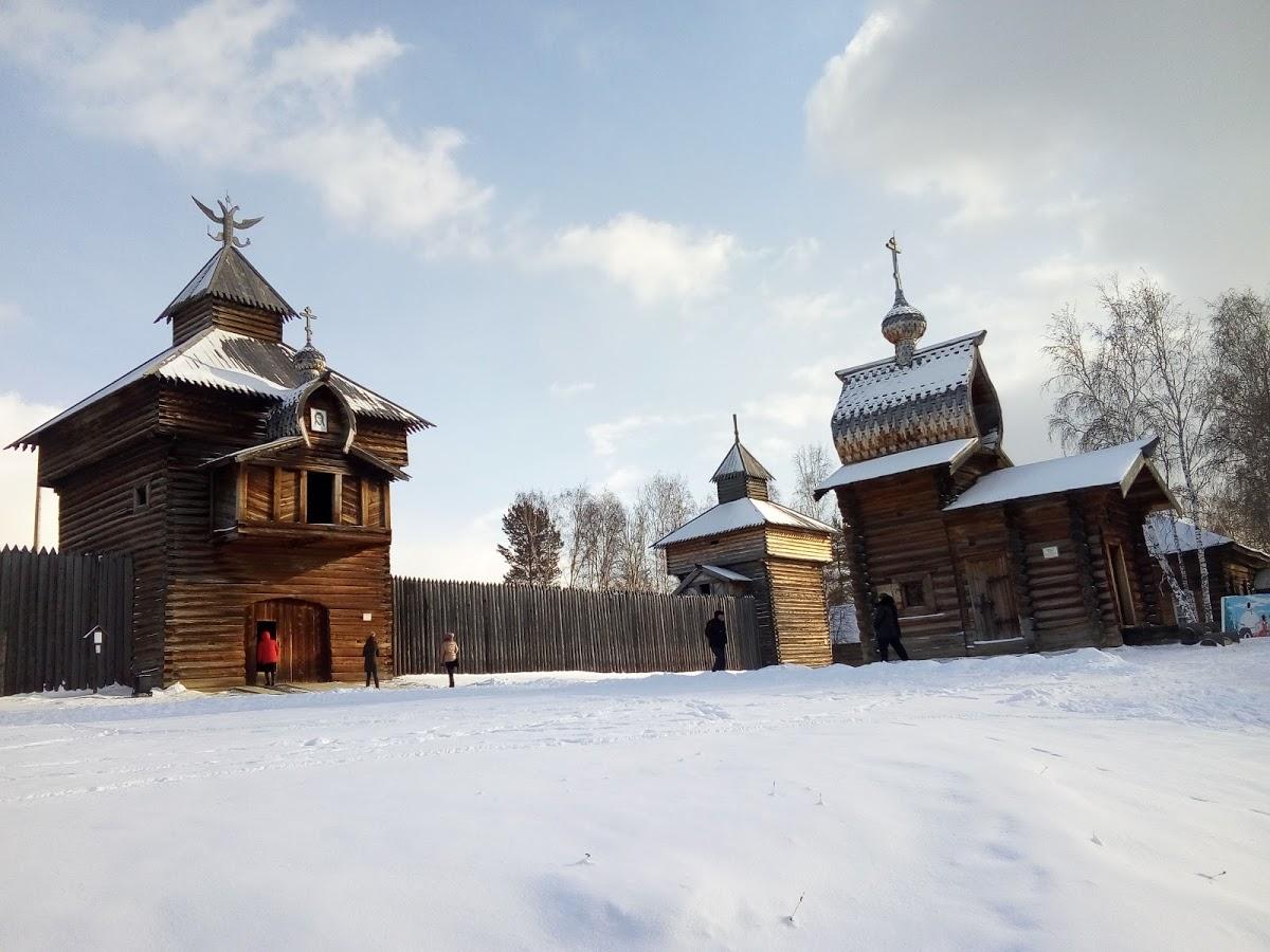 Тальцы, архитектурно-этнографический музей