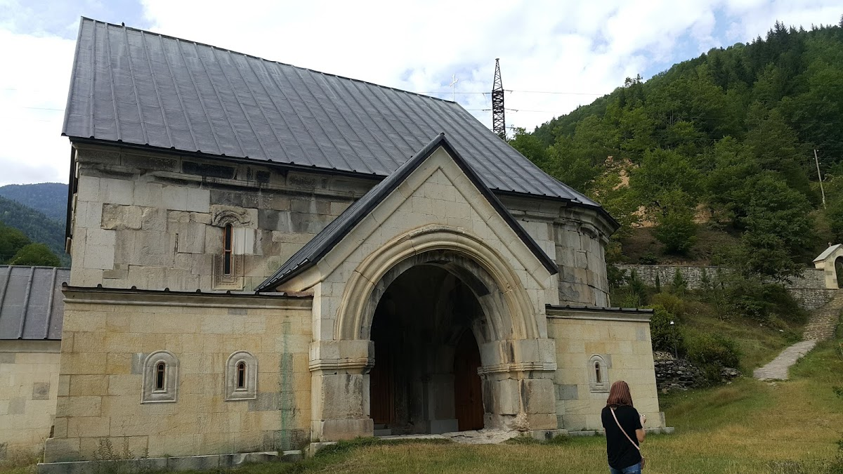Skhalta Monastery