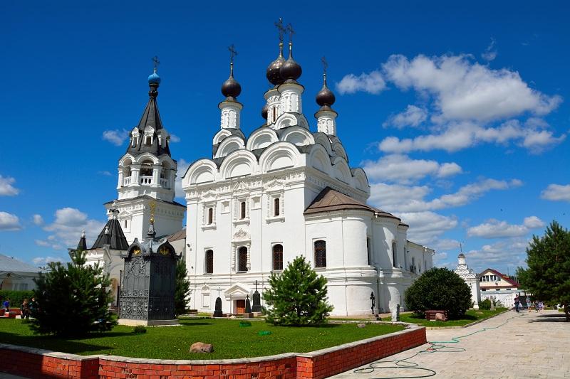 Свято-Благовещенский мужской монастырь г. Муром