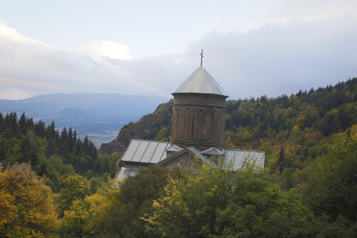Tchule Monastery