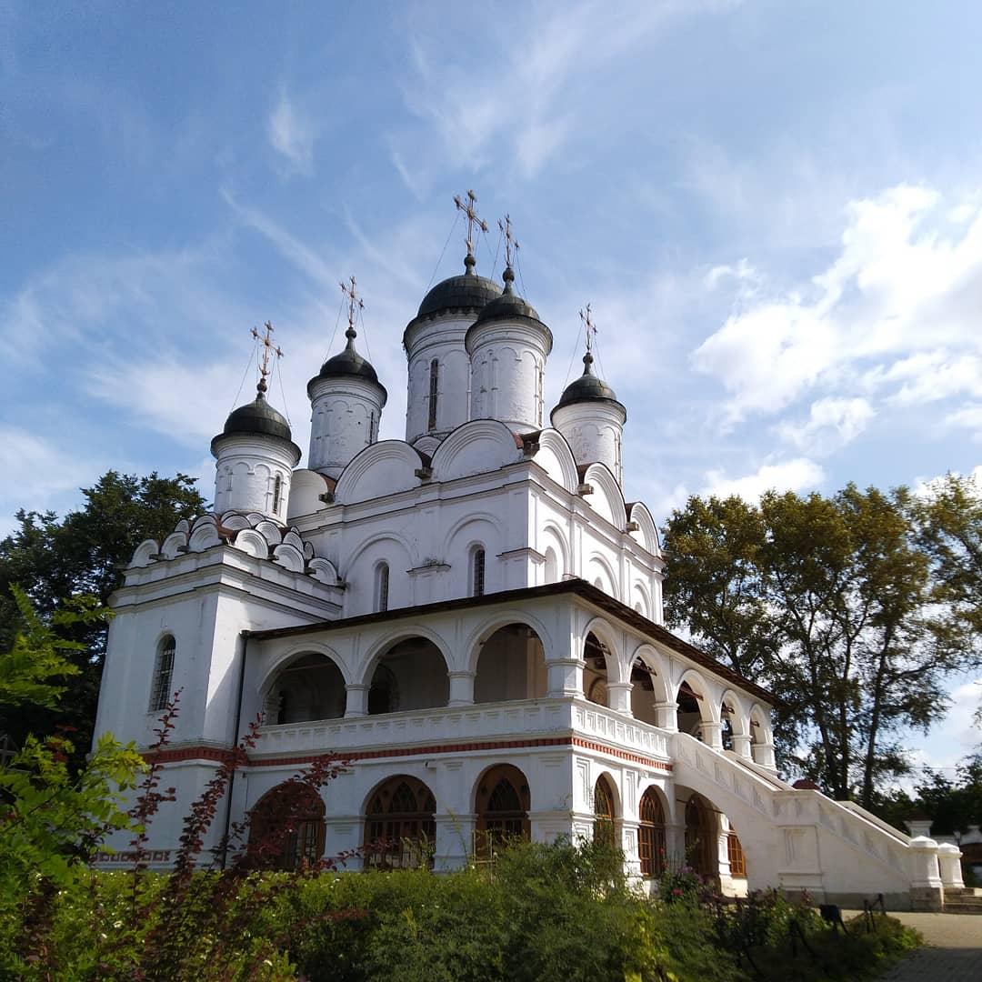 Музей А.С. Пушкина в Захарово