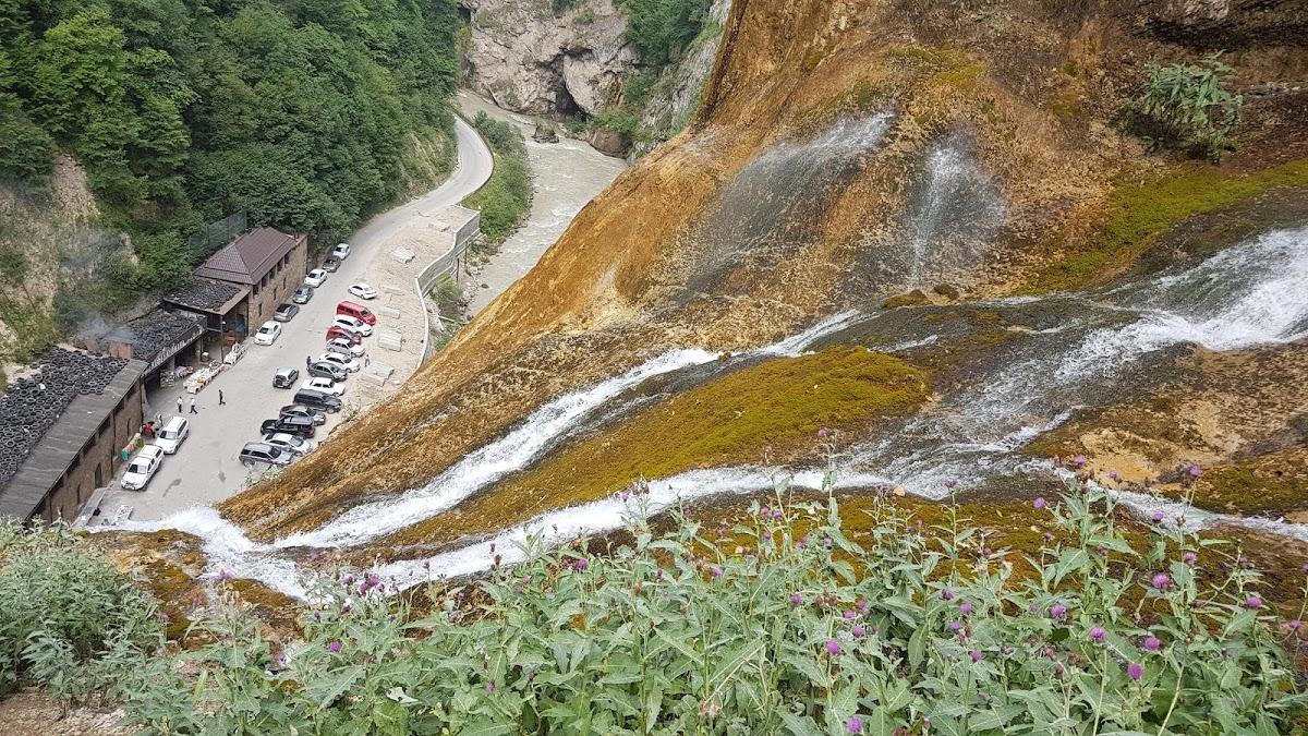 Комплекс Водопадов Су-Аузусу (Чегемские Водопады)