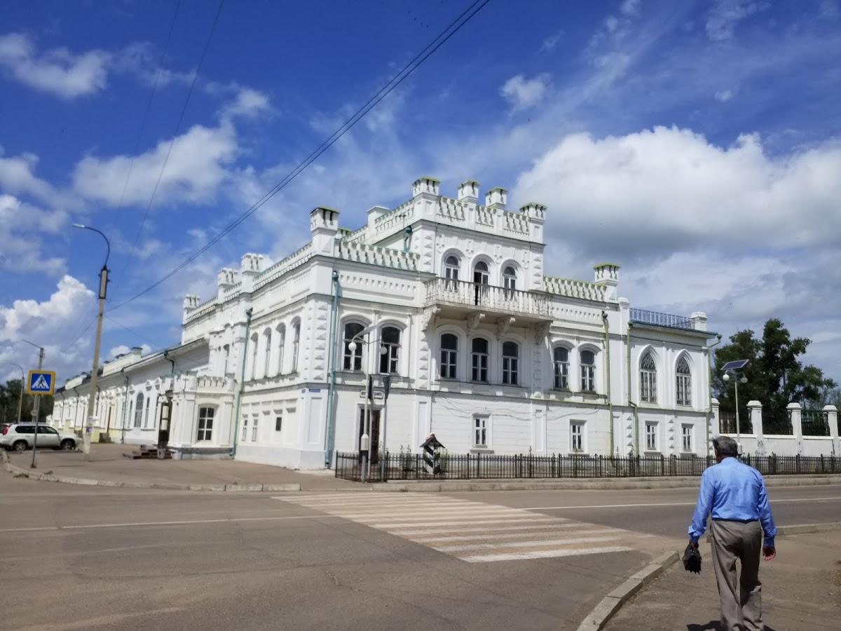 Нерчинский краеведческий музей