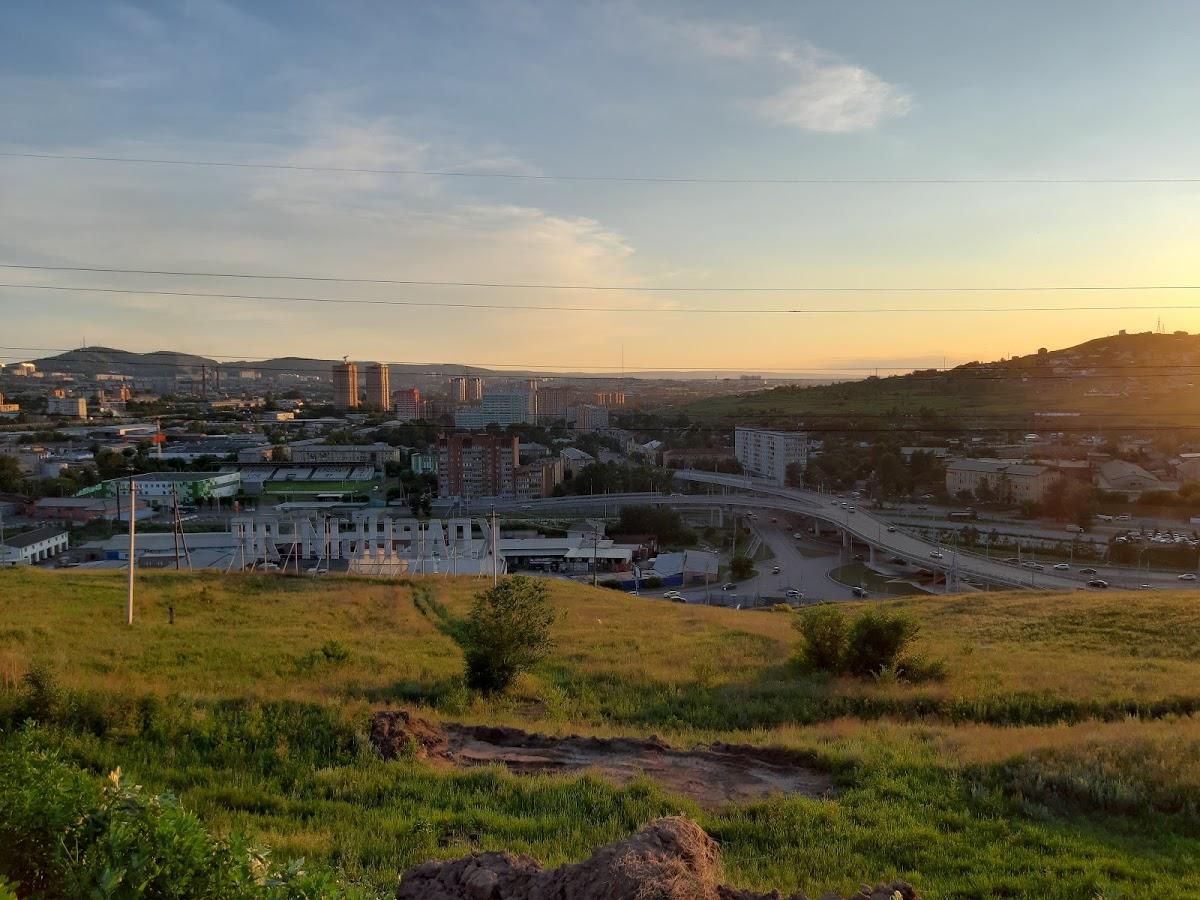 Караульная Гора