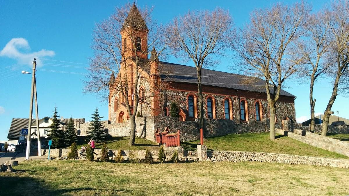 Церковь Рождества Девы Марии