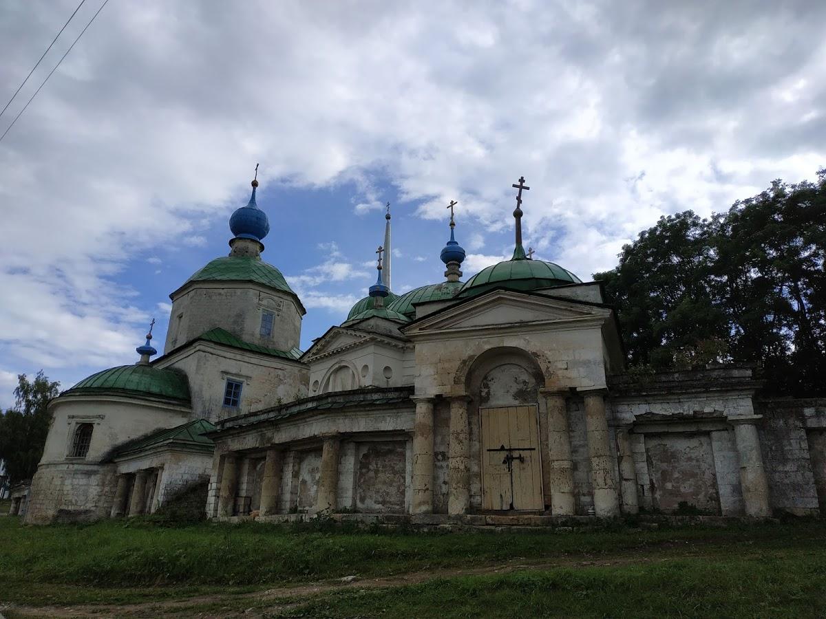 Церковь Параскевы Пятницы