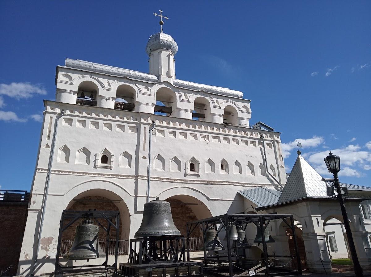 Софийский кафедральный собор Великого Новгорода