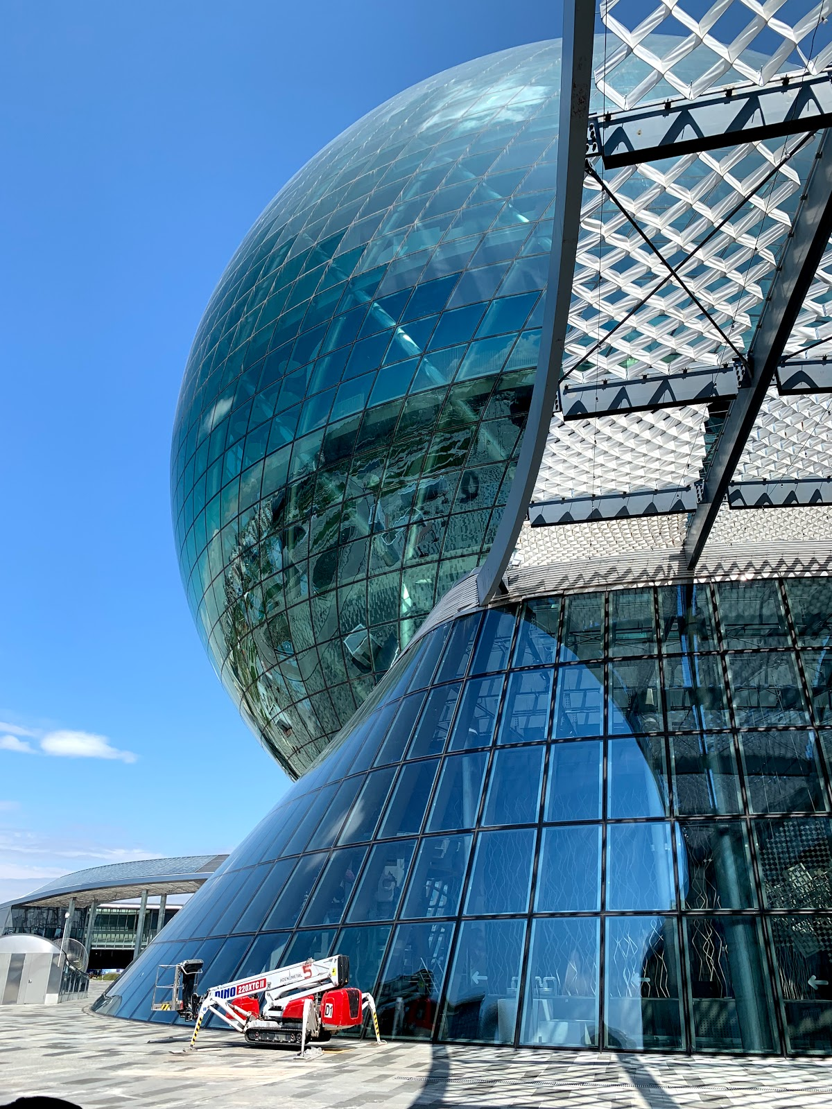 The Sphere - Museum of The Future