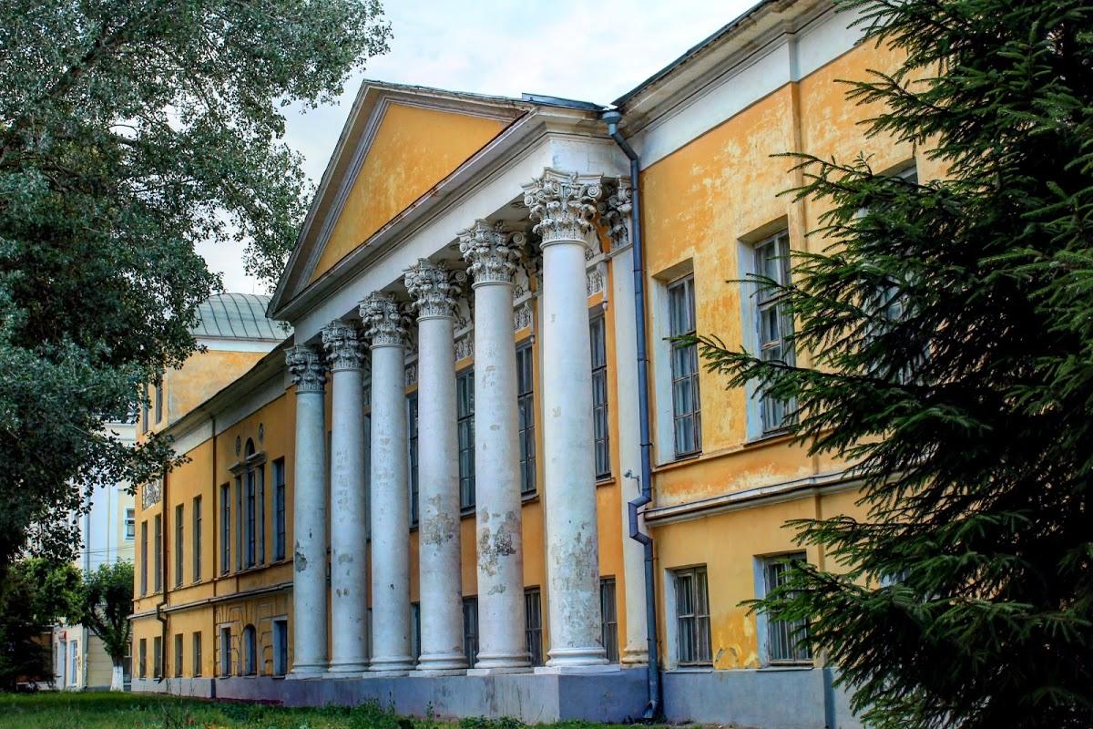 Рязанский государственный областной художественный музей им. И.П. Пожалостина
