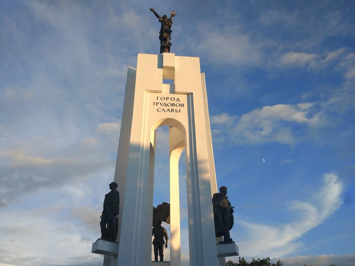 Памятник 1000-летию Брянска