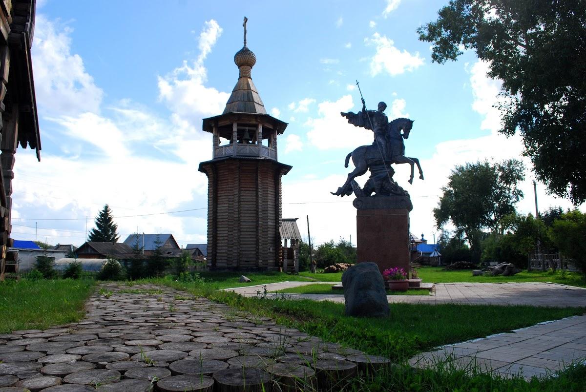 """Музей-заповедник """"Старина Сибирская"""""""