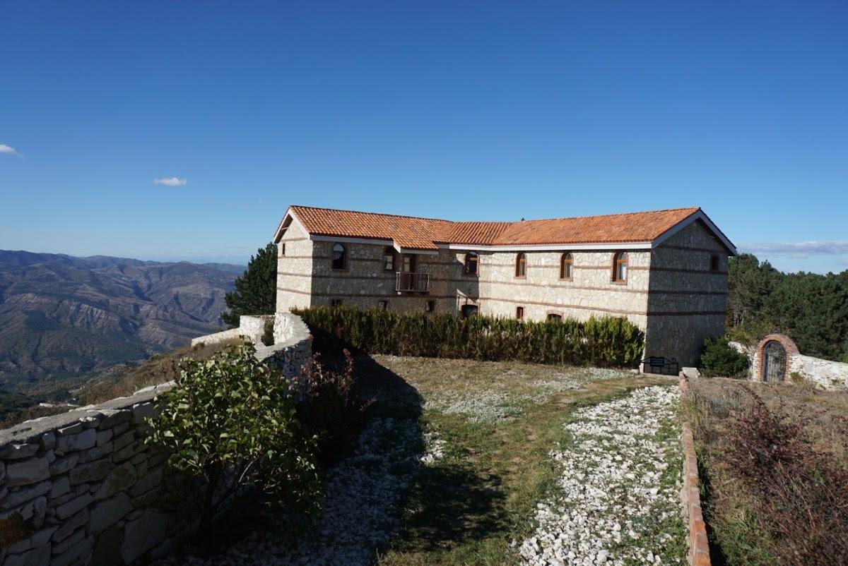 Udzo Monastery