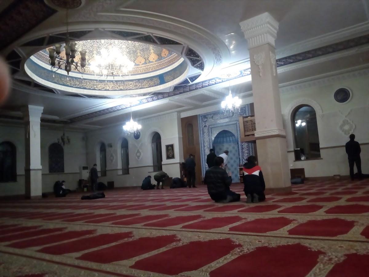 Мечеть Кунта Кажы