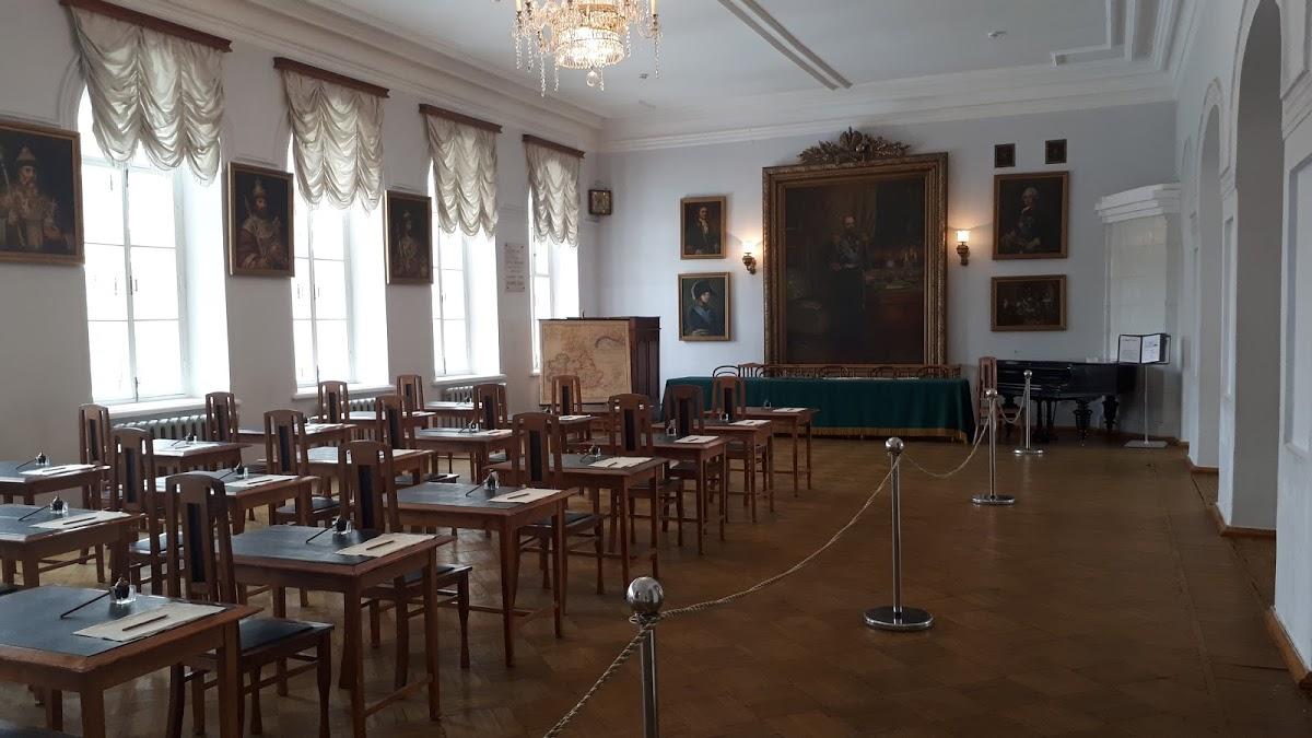 Симбирская Классическая Гимназия Музей