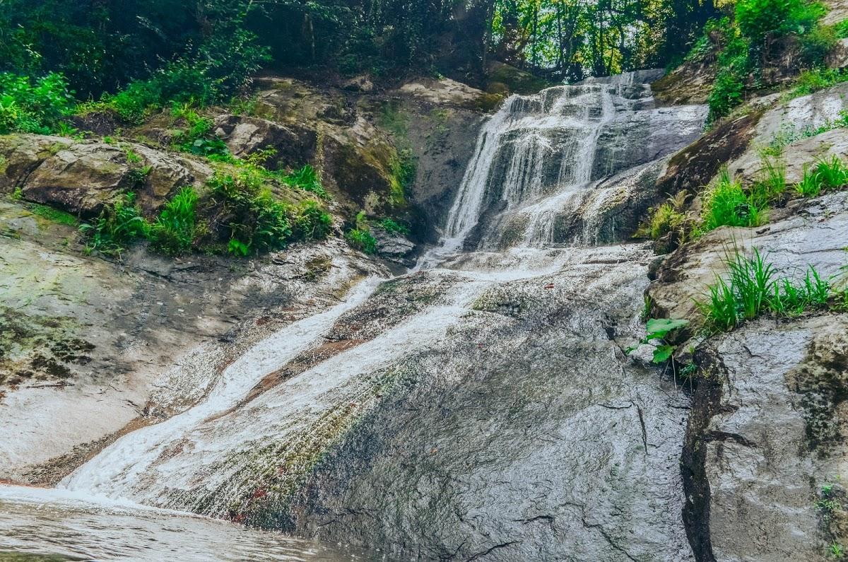Водопад Чхутунети