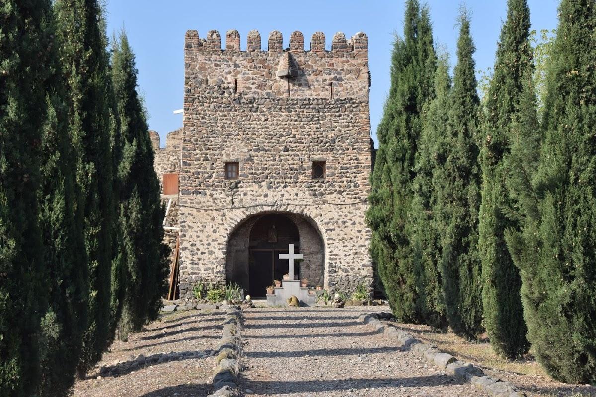 Крепость Колагири